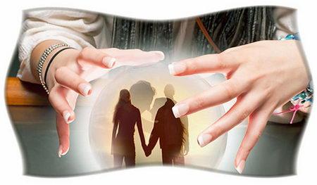 Магия любовного приворота