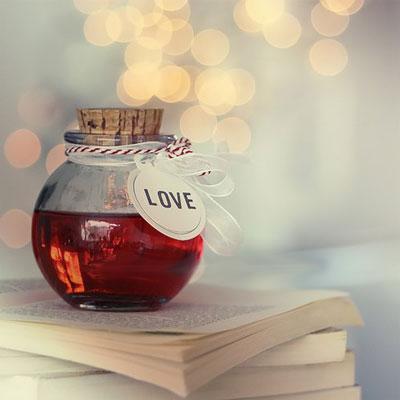 Бутылек любви