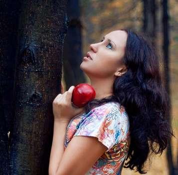 Секреты яблочной присушки