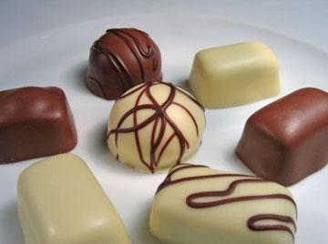 Шоколадные конфетки