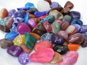 Камни самоцветы
