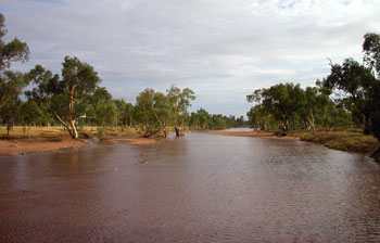 Река и речные берега