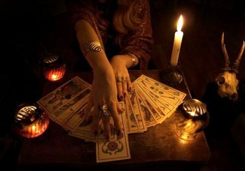 ритуал с картами