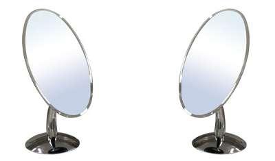 Два зеркала напротив друг друга