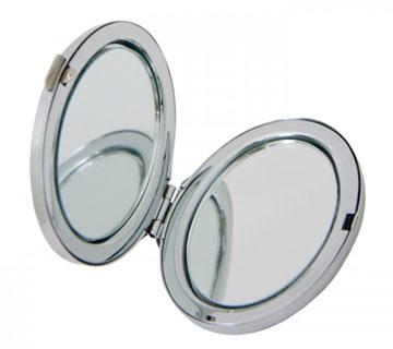 Круглое зеркальце