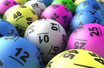 удача в лотерее