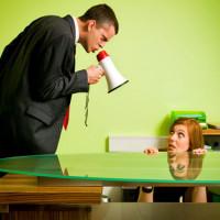 Что делать, если начальство придирается?