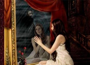 обряд у зеркала