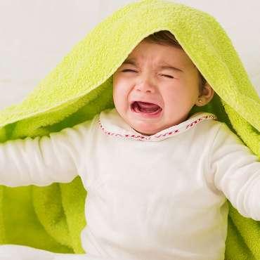 Что делать, если малыша напугали?
