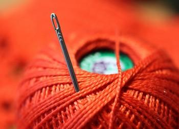 нити для плетения