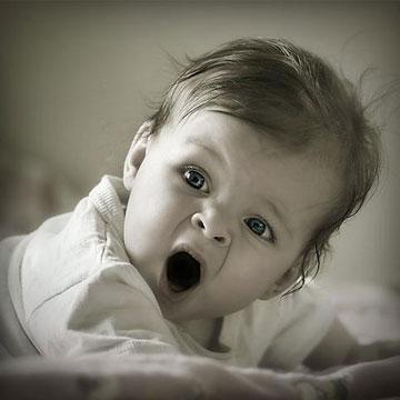 Что делать, если ребенок не спит?