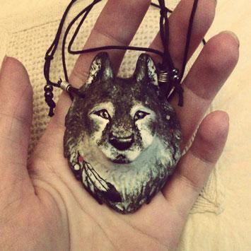 Защитные свойства амулета волка