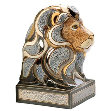 Фигурка голова льва