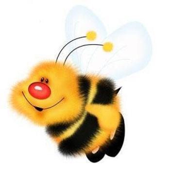 Игрушечная пчелка