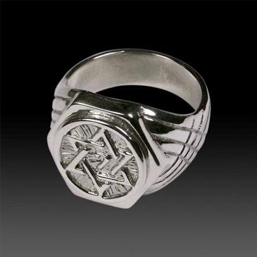 Кольцо печать Соломона