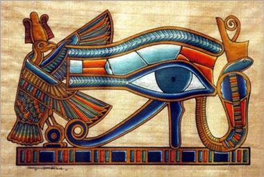 Символ глаз Гора