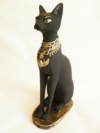 Статуэтка египетский кот