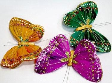 Три талисмана бабочки