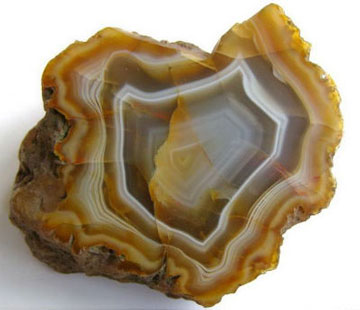 Камень талисман агат