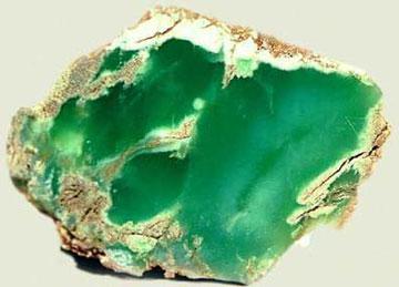 Камень талисман хризопраз
