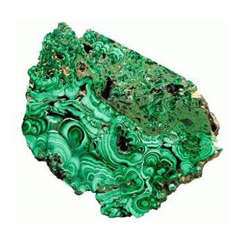 Камень талисман малахит