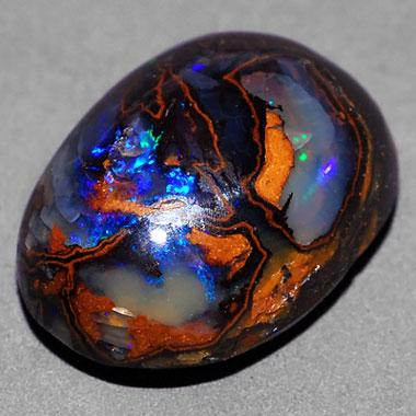 Камень талисман опал