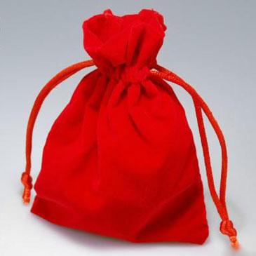 Красный мешочек