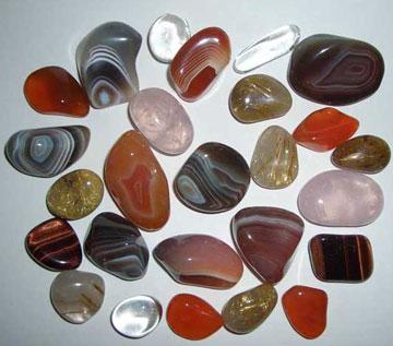 Талисманы из камней