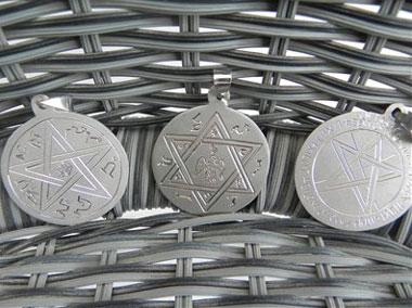 Талисманы из металла