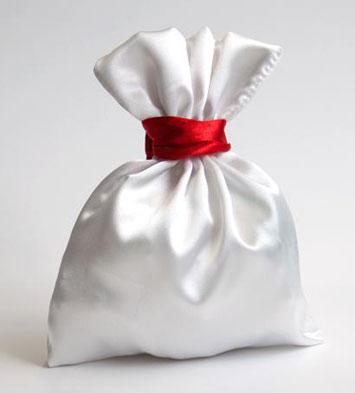 Белый мешочек