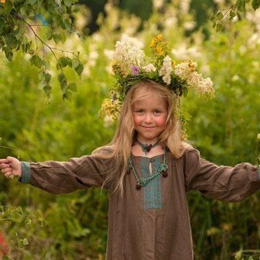 Как защитить детей с помощью оберегов славян?