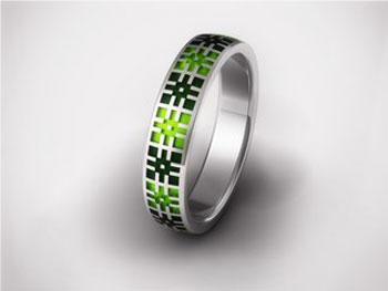 Кольцо оберег славян