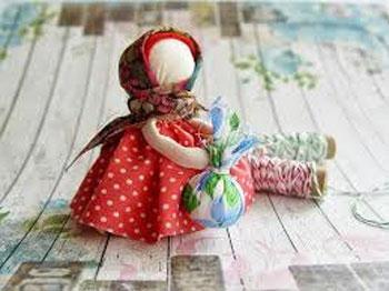 Тряпичные куклы обереги