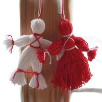 Куклы обереги мотанки