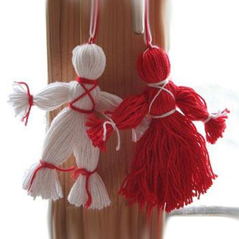 Как делать куклу-оберег с помощью ниток?