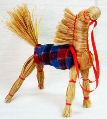 Оберег солнечный конь
