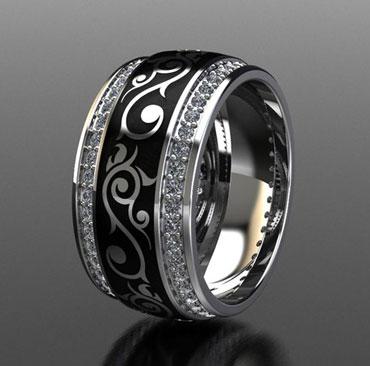 Славянское кольцо оберег