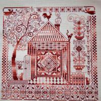 Как правильно вышивать славянские обереги?