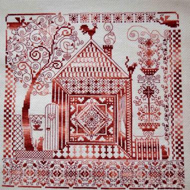 вышивать славянские