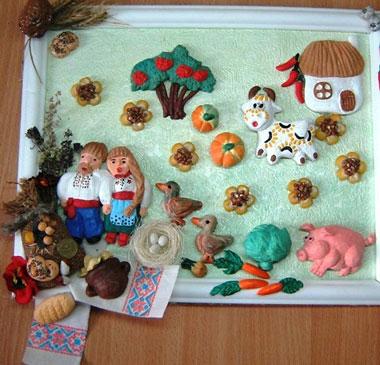 Семейный украинский оберег