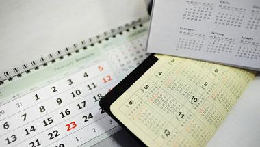 Три разных календаря
