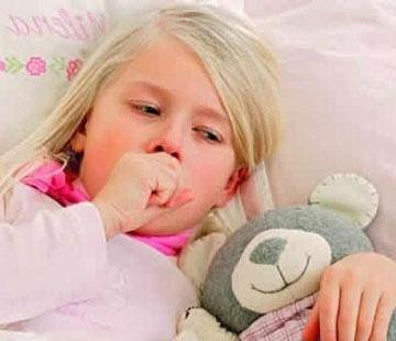 Заговор от кашля взрослого и ребенка
