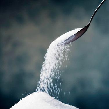 Что означает рассыпанный сахар?