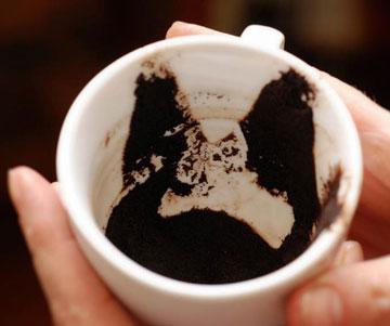 Ангел в кофейной гуще