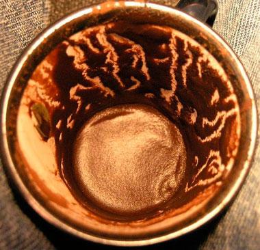 Огонь в кофейной гуще