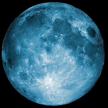 Любовный обряд в полную луну