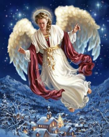 Ангел хранитель летает
