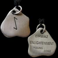 Что означает рунический символ Эваз?