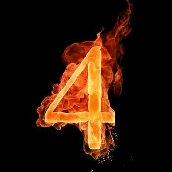 4 — магия цифры