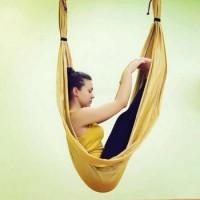Новая антигравитационная йога